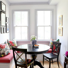 Traditional Dining Room by Kathryn Ivey Interiors