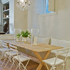 traditional dining room by Leo Designs, LTD