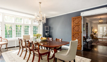 Traditional Dining Room Refresh: Before & After