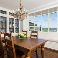 Traditional Dining Room by Ripple Design Studio, Inc.