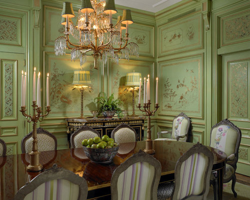 Green Dining Rooms Home Design Ideas Pictures Remodel