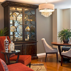 Traditional Dining Room by Decorating Den Interiors - Susan Sutherlin