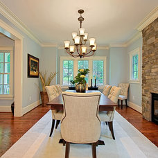 Traditional Dining Room by Tradition Homes