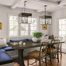 traditional dining room traditional dining room - Basement Apartment Ideas