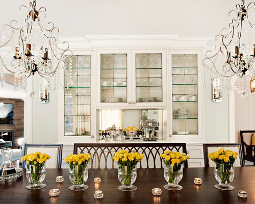 Built In China Cabinet | Houzz