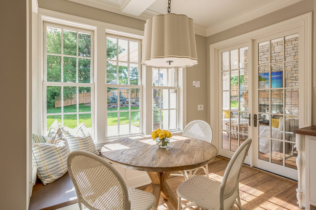 American Traditional Dining Room by City Homes, LLC
