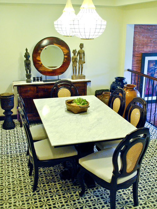 Traditional Dining Room Idea In Other Save Photo MCK Interior Design Lab