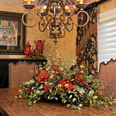 Traditional Dining Room by Flair Interiors