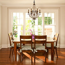 Traditional Dining Room by Renewal Design-Build