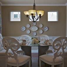 Traditional Dining Room by Allegro Limited