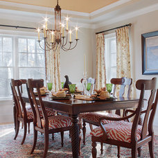 Traditional Dining Room by A.LeStage Interiors