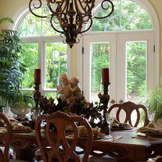 Traditional Dining Room by Sloan & Sloan- Architecture+Interior Design