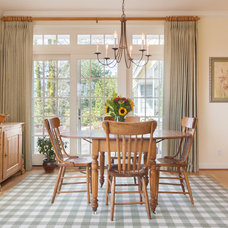 Traditional Dining Room by The Neil Kelly Company