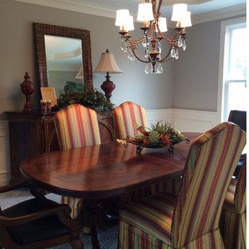 Transitional Designed Home