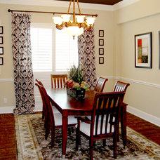 Dining Room by Bolen Designs