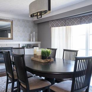 Transitional Dining Room - Burlington