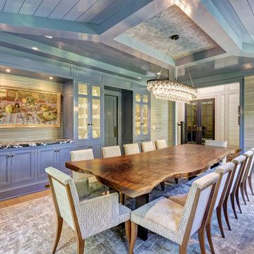 Transitional Dining Room