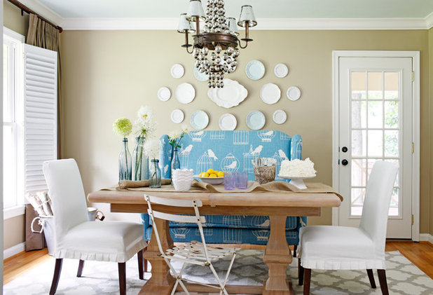 10 foolproof ways to mix up your dining chairs. Black Bedroom Furniture Sets. Home Design Ideas