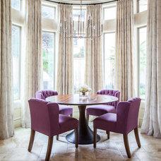 Transitional Dining Room Transitional Dining Room