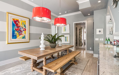 Houzz TV: How to Paint Perfect Wall Stripes