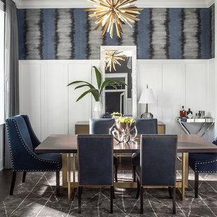 Transitional Elegance Dining Room