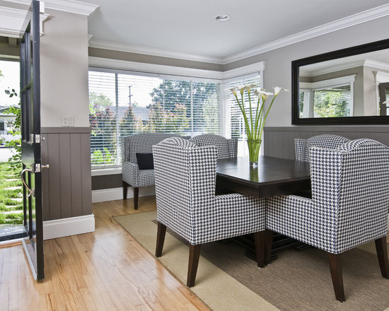 2 Tone Paint With Chair Rail Home Design Ideas, Pictures, Remodel ...