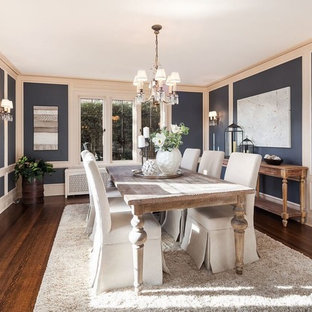 Transitional luxury Highland Drive Home
