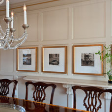 Traditional Dining Room by Teri Interiors