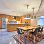 Park Slope Residence Contemporary Dining Room New