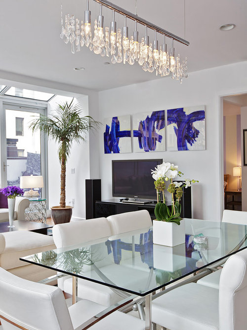 Art Above Tv Home Design Ideas Pictures Remodel And Decor