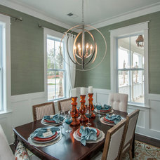 Traditional Dining Room by FrontDoor Communities
