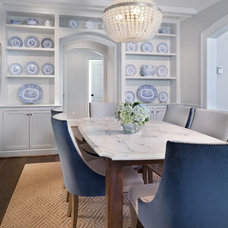 Traditional Dining Room by Anthony Wilder Design/Build, Inc.
