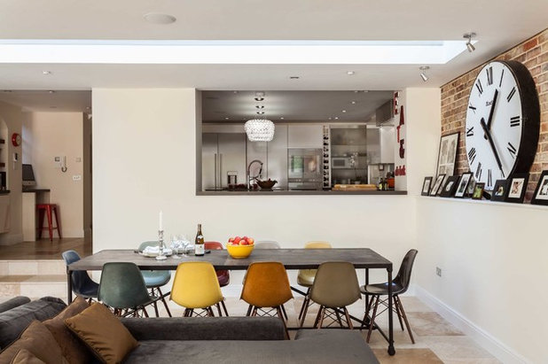 Contemporary Dining Room by Riach Architects