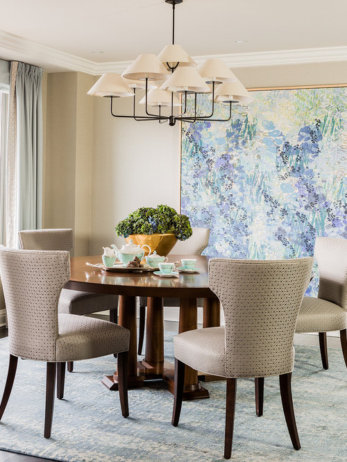 Crate And Barrel Basque Dining Set | Houzz