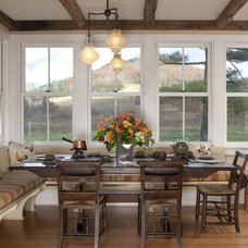 Farmhouse Kitchen by Trish Namm, Allied ASID - Kent Kitchen Works
