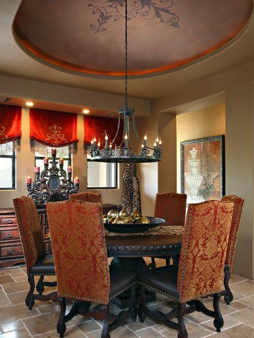 Nailhead Dining Table   Houzz