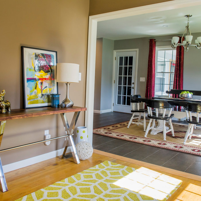 Troy Contemporary Cape Remodel