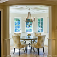 Traditional Dining Room by Home Enrichment Company, Inc.