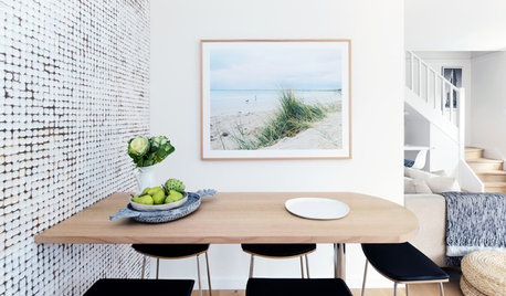 Room of the Week: A Funky Dining Nook for an Active Family