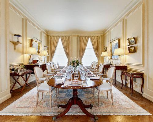 yellow dining room | houzz