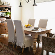 Farmhouse Dining Room by Two Ellie