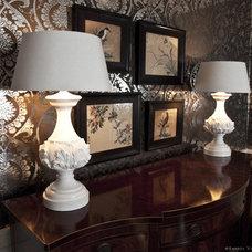 Dining Room by cke interior design llc