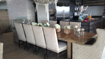 Types of Furnishings we clean and stain guard