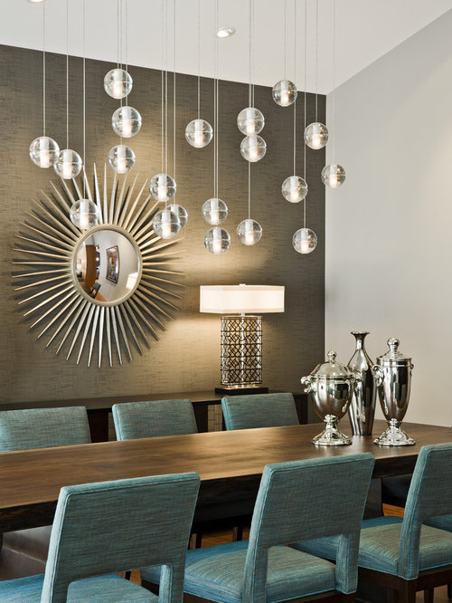 Best Modern Dining Room Lighting Design Ideas Remodel Pictures Houzz