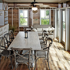 Beach Style Dining Room by OUTinDesign