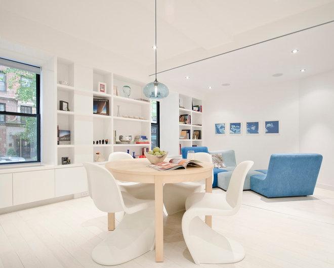Modern Dining Room by StudioLAB, LLC