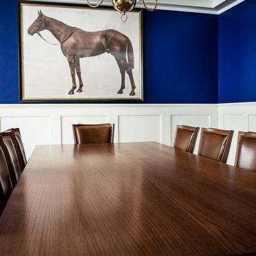 Upper Makefield Dining Room