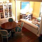 Provincetown Beach House Beach Style Dining Room
