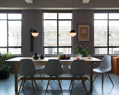esszimmer im industrial style einrichten ideen. Black Bedroom Furniture Sets. Home Design Ideas