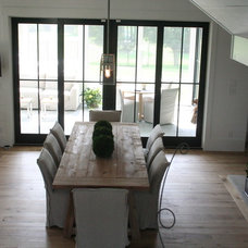 Farmhouse Dining Room by ENJOY Co.